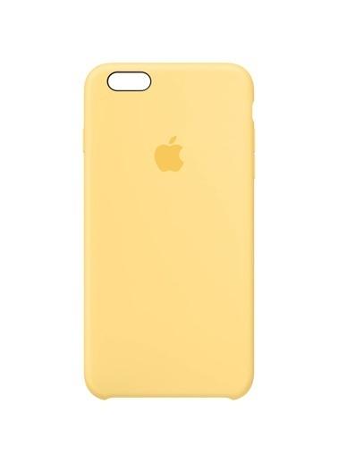Jacobson iPhone 6/6S Plus Sert Silikon Kılıf Renkli